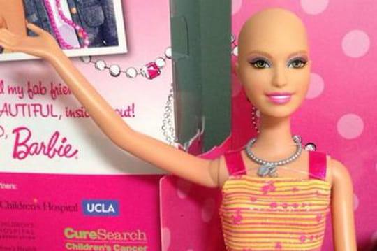 Mattel lance la Barbie chimiothérapie