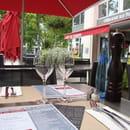 Déjeuner sur l'Erdre  - déjeuner sur l'erdre, la terrasse -   © déjeuner sur l'erdre