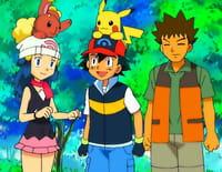 Pokémon : Diamant et perle : Sacha à l'arène de Charbourg