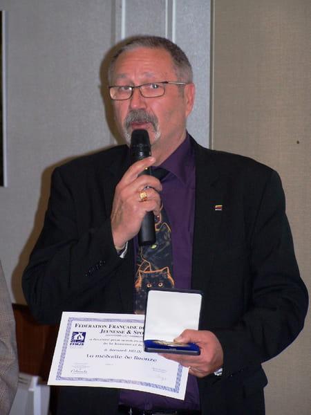 Bernard Melin