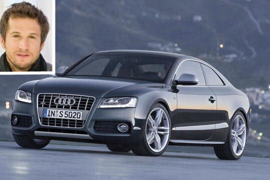 Guillaume Canet est ambassadeur d'Audi