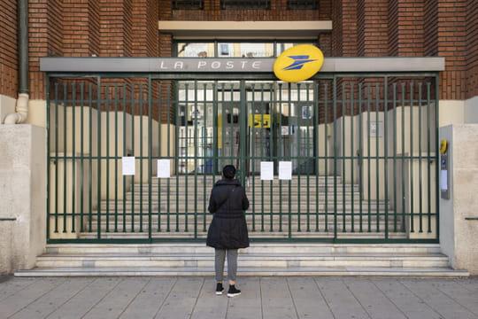 Les bureaux de poste ouverts celundi 30mars avec un service réduit à cause du coronavirus