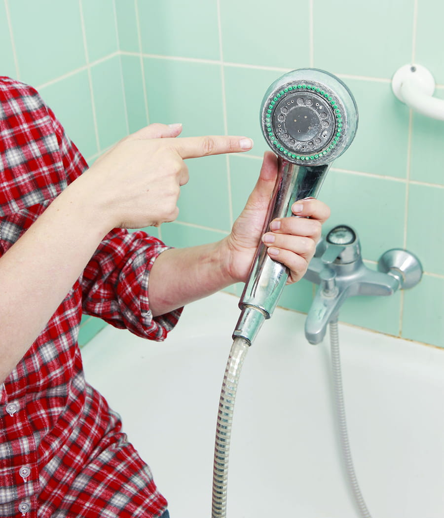 Nettoyer Vitre Salle De Bain Calcaire comment nettoyer carrelage salle de bain calcaire | venus et