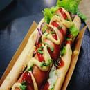 Brunch : L 'Ardoise  - hot dog -   © L'ARDOISE LR