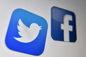 Election américaine: Facebook et Twitter réprimandent Trump