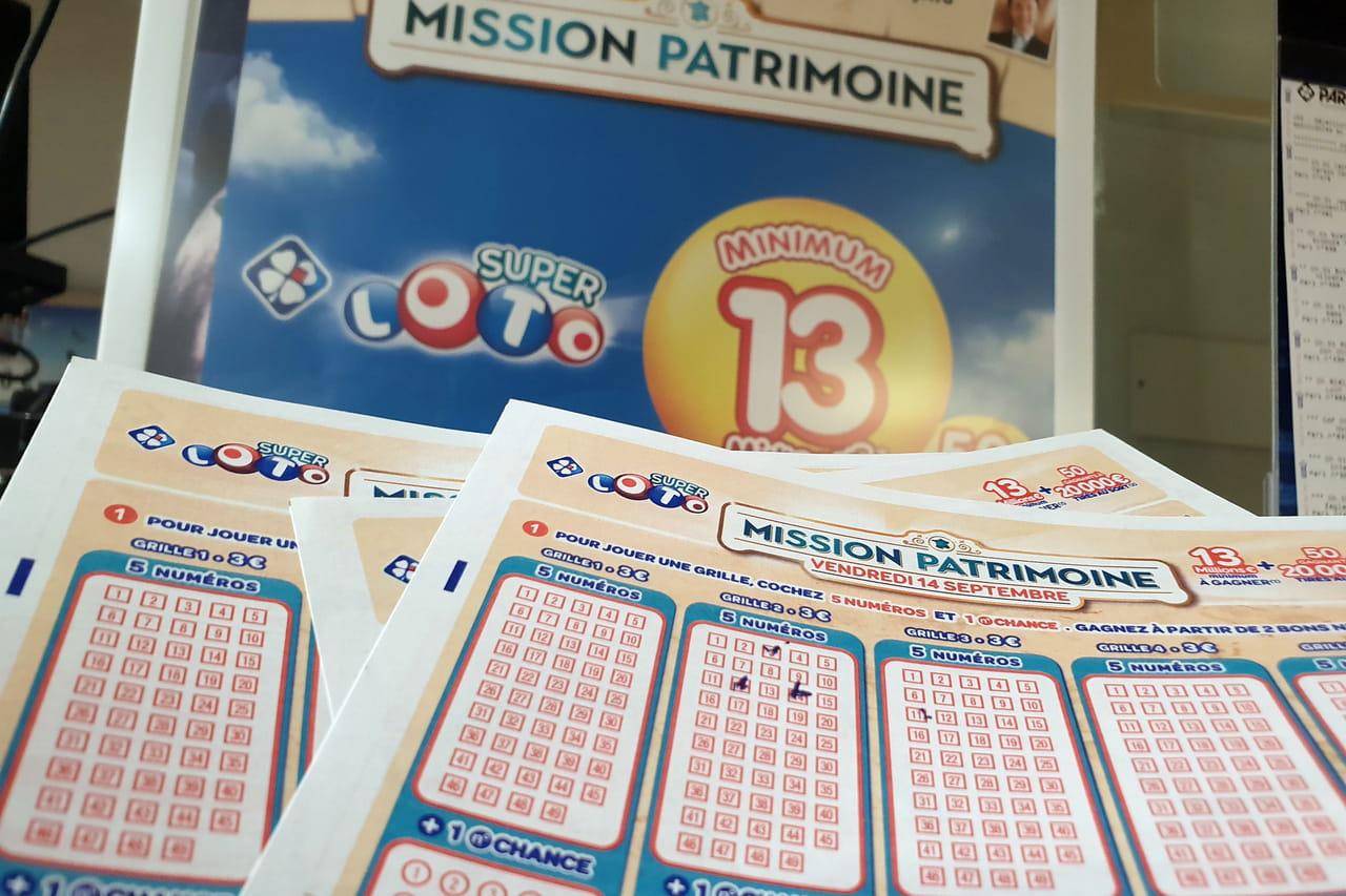 Loto du patrimoine (FDJ): le 14juillet, jackpot exceptionnel, 13millions d'euros
