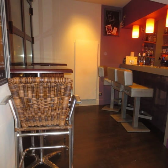 Restaurant : Le comptoir