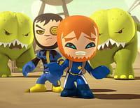 Mutant Busters : La Résistance log #020