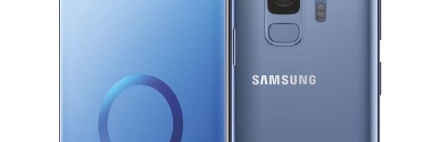 Que promet le Samsung Galaxy S9?