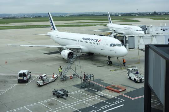 Air France: menace de grève à l'aéroport d'Orly cet été