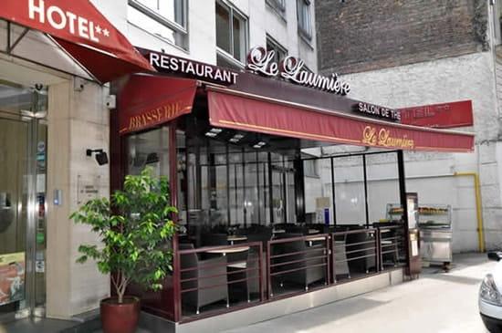 Le Laumière  - Le restaurant Le Laumière -   © Laumiere