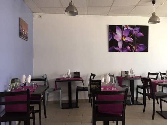 Restaurant : L'Orchidée