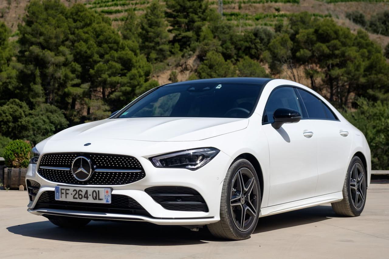 Nouvelle Mercedes CLA: l'essai du coupé, coup de jeune chez Mercedes!