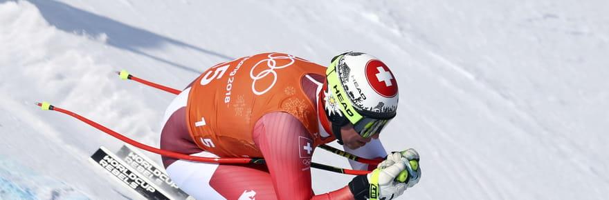 Quelle est la différence entre slalom géant et Super-G?