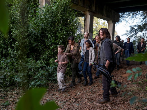 Résumé en images de l'épisode 11 de The Walking Dead