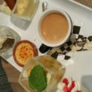 Dessert : Le Garde Manger  - Café gourmand  -