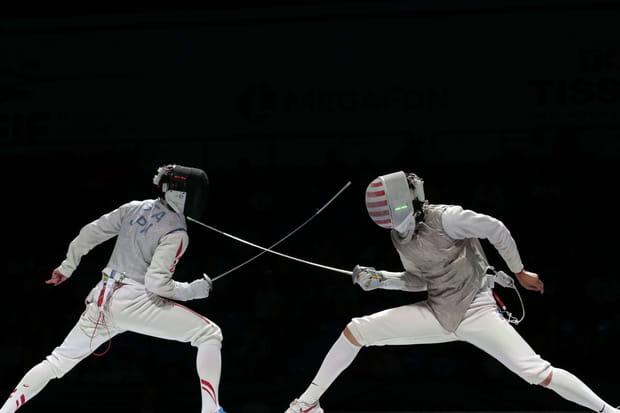Sport de combat à l'épée