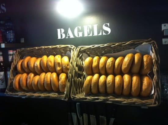 Plat : Trendy place  - Bagel !!!!! -