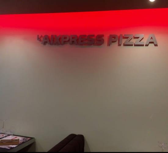 Restaurant : L'Aixpress Pizza