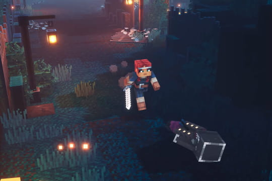 Xbox Game Pass : le catalogue obtient Minecraft Dungeons !