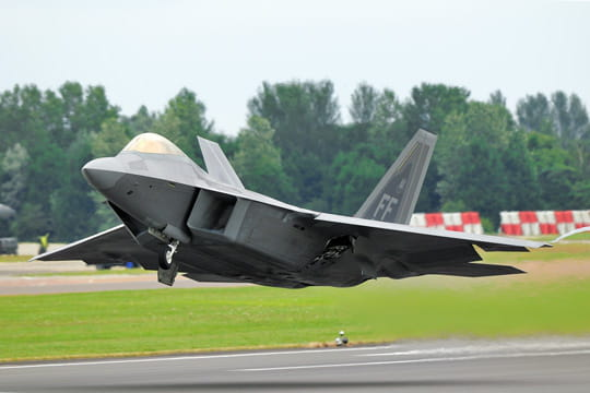 F-22A Raptor, le chasseur ultime