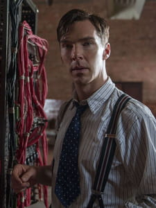 Imitation Game: l'histoire vraie d'Alan Turing, joué par Benedict Cumberbatch