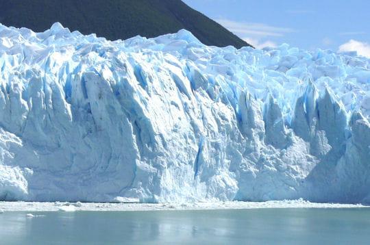 Glacier classé à l'UNESCO