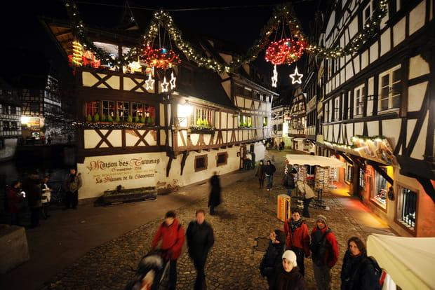 ouverture marché noel alsace 2018 Marché de Noël de Strasbourg 2018 : les animations incontournables ouverture marché noel alsace 2018