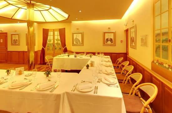 Chez Françoise  - Le salon privé -   © Chez Françoise