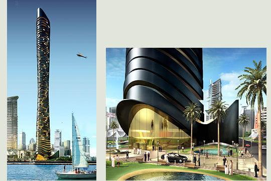 La tour éternelle sera écologique