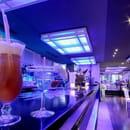 Le Palace Elysée  - Le trÚs long bar de 20 mÚtres -