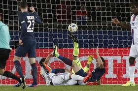 Ligue 1: Paris contourne l'obstacle lyonnais, Monaco toujours leader