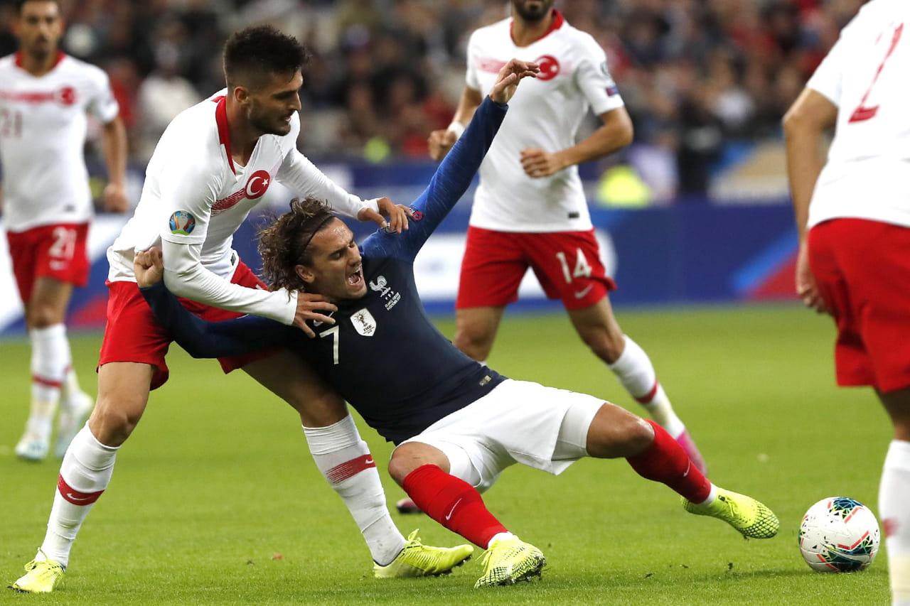 France - Turquie: les Bleus tenus en échec, le résumé du match