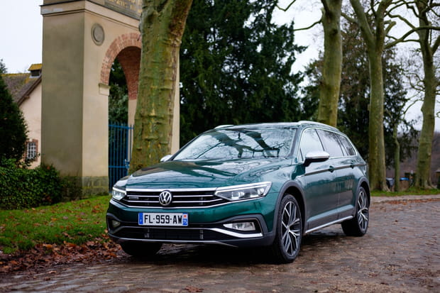 Essai de la Volkswagen Passat Alltrack
