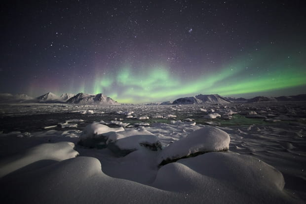Kangerlussuaq au Groenland