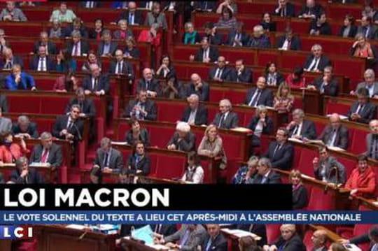 Motion decensure: qu'est-ce que c'est? Pourquoi Valls est hors dedanger