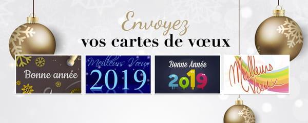Bonne Annee 2019 Cartes Images Textes Des Voeux Avec Humour