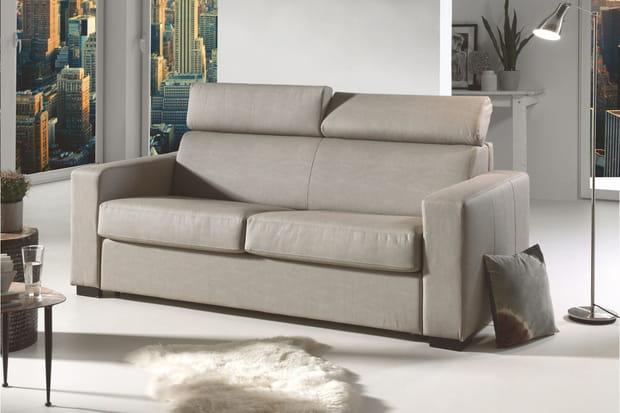 un canap convertible design et confortable. Black Bedroom Furniture Sets. Home Design Ideas
