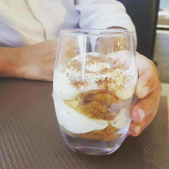 Dessert : L'Origan  - Tiramisu -