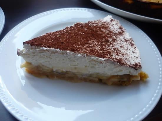 Les Délices De Saturnin  - Banofee Pie -   © SARL Les Délices De Saturnin