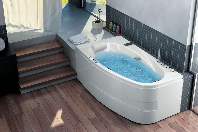 Baignoire milonga de grandform - Test baignoire balneo ...