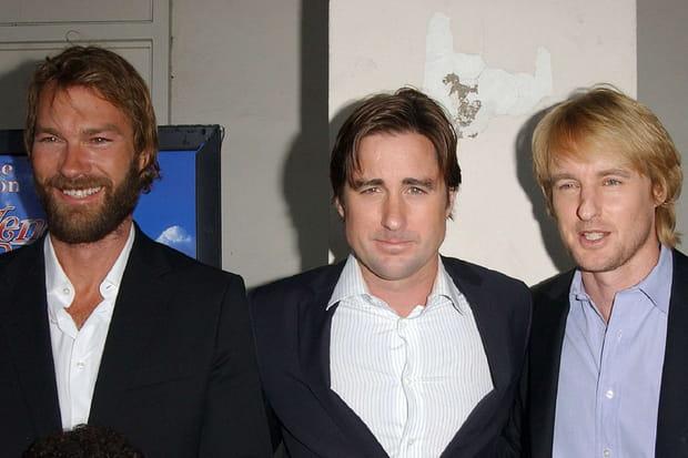 Owen Wilson est le frère d'Andrew Wilson et de Luke Wilson