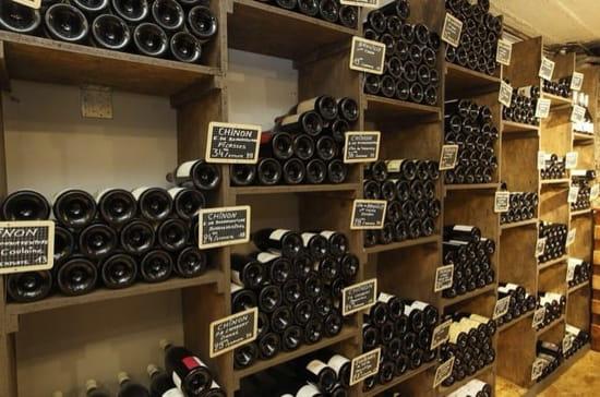 Boisson : Bistro32  - Choisir votre vin en cave !! -