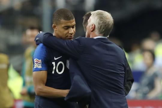 Equipe de France: Mbappé forfait, Pléa appelé dans la liste de Deschamps