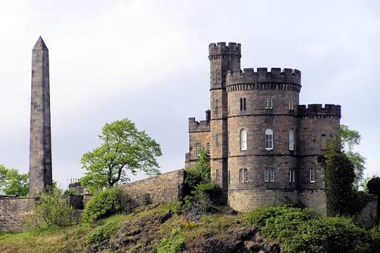 Les châteaux d'Ecosse