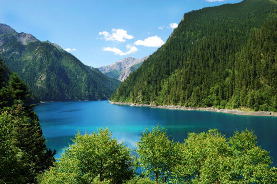 Jiuzhaigou, région enchanteresse