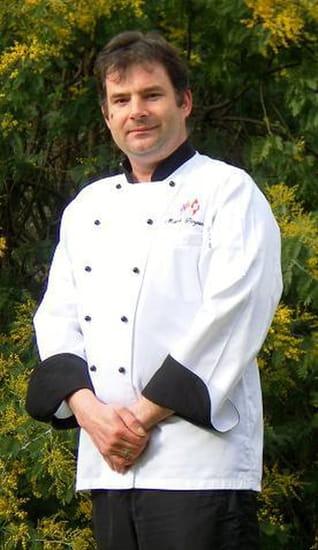 Les Délices de Margot  - Le Chef Mark BRYANT -