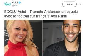 Adil Rami en couple avec Pamela Anderson? L'étonnante révélation