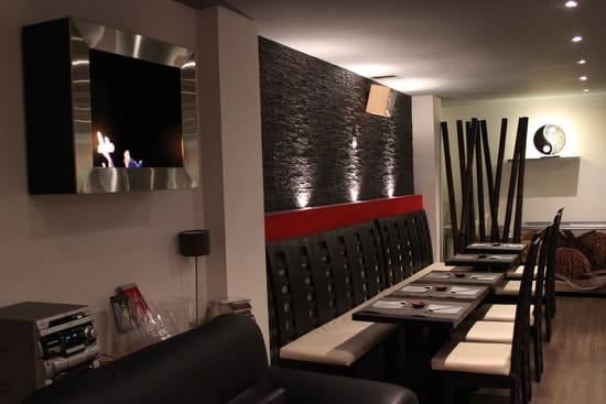 Sushi Fusion Ten'Kei  - Banquette 14 personnes -   © Sushi Fusion TEN'KEI