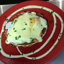 La P'tite Crêpe Rit  - Pancake Saumon -